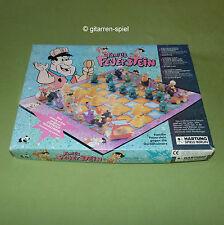 Original Steinzeit Schachspiel FAMILIE FEUERSTEIN von Hartung ©1993 RAR KULT TOP