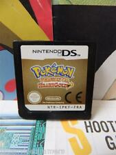 Nintendo DS:Pokémon Version Or - HeartGold [TOP RPG & 1ERE EDITION RARE] SEUL