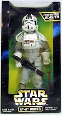 STAR WARS AT-AT DRIVER in HOTH GEAR, 12 inch Collection. HASBRO, 1997.