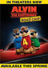 Alvin and the Chipmunks: The Road Chip (DVD) pre-order ships 03/15