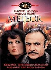 Meteor (1979) DVD/MGM/Sean Connery/Natalie Wood/Disaster film/FREE SHIPPING