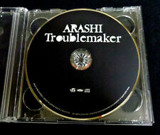 JAPAN:ARASHI - Troublemaker LIMITED Ed CD/DVD Single,J.E.JPOP,Boy Band,NO COVER