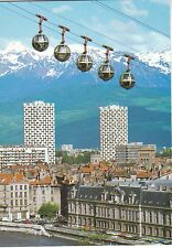 CPSM GRENOBLE TELEPHERIQUE DE LA BASTILLE