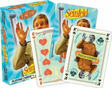 SEINFELD - FESTIVUS - PLAYING CARD DECK - 52 CARDS NEW - TV SHOW 52377