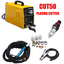 CUT50 Plasma Cutting Machine Cutter Air Inverter With Electric Digital Display