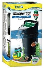 Tetra Whisper In-Tank Filter 10i up to 10gal Internal Power Filter Aquarium Tank