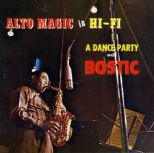 Alto Magic In Hi-Fi - Earl Bostic (1998, CD NIEUW)