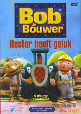 Bob de Bouwer : Hector heeft geluk (DVD)
