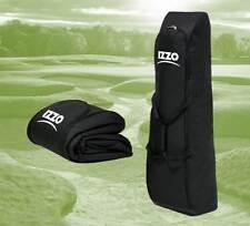 Izzo Golf, rembourré sac de golf voyage et couverture de vol,