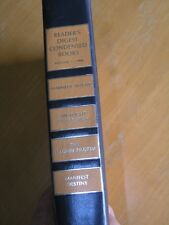 Reader's Digest Condensed Books Volume 3 - 1990 Harmful Intent The Flight of The