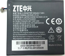 Genuine ZTE Li3720T42P3h585651 Battery ZTE U950, V955, U960S3, U930HD, N880G
