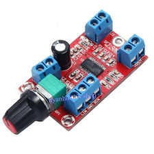 DC 9V-24V 12V Mini Digital Stereo Audio Power Amplifier Board 30W+30W 2.0CH Amp