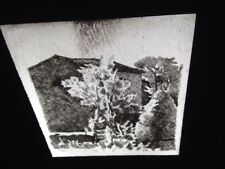 "Giorgio Morandi ""Hill In The Morning"" Italian Realism Art 35mm Glass Slide"