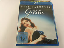 Gilda 1946 RITA HAYWORTH BLURAY BLU-RAY 4030521735613 GERMAN DVD W ENGLISH