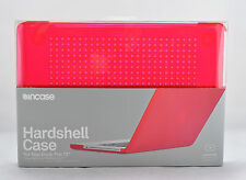 "Incase Hardshell Hard Shell Case Cover for MacBook Pro 13"" Raspberry NON-Retina"