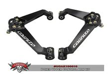 Cognito Motorsports Boxed Upper Control Arm Kit Chevy/GMC 01-10 2500/3500 HD