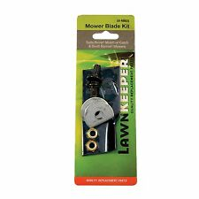 LawnKeeper MOWER BLADE KIT 18 Inch,Suits Rover Mulch Or Catch & Scott Bonners