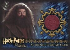 Harry Potter Chamber of Secrets CoS Rubeus Hagrid C14 Costume Card