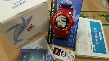 Casio G-SHOCK GW-203K 4JR RED JELLY FROGMAN