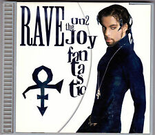 Prince - Rave Un2 The Joy Fantastic - CD (NPG Arista 1999 + Poster)
