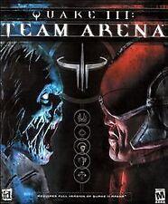 Quake III: Team Arena (PC, 2000)