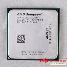 AMD Sempron X2 190 CPU (SDX190HDK22GM) Socket AM3 2.5/1M/2000 Free ship