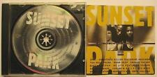 SUNSET PARK - SOUNDTRACK - O.S.T. -  CD - 2PAC GHOSTFACE KILLAH DOGG POUND ONYX