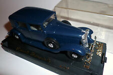 Renault Reinastella in dunkel blau bleu dark blue, Solido in 1:43 mint boxed!