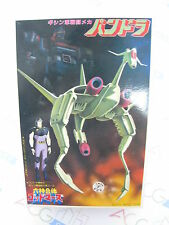 Anime Six God Combination Godmars Pandora Plastic Model Kit Old Bandai Japan