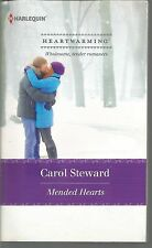 Mended Hearts Carol Steward PB 2012 Harlequin Heartwarming Second Time Around