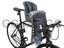 Front mounted enfant vélo siège de bébé polisport âge 1-3 ans