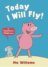 Today I Will Fly! by Mo Willems (Paperback, 2012) New Book