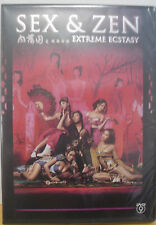 "Sex & Zen ""Extreme Ecstasy"" Chinese Story Set in Ming-Dynasty Action & Adventure"
