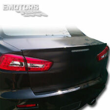 """SHIP FROM LA"" Carbon Mitsubishi Lancer EVO X Evolution 10th Trunk Spoiler M"