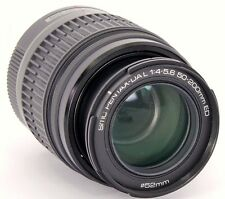 SMC Pentax-DAL 50-200mm 1:4-5.6 ED Lens for Digital DSLR Pentax-K Cameras