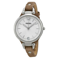 NEW Fossil Georgia Ladies Quartz Watch - ES3060