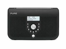 Pure ONE Elite Series II Portable Stereo DAB/FM Radio - Black **NEW**