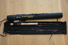 Flextec Oscar Traveller Trout Fly Rod-5 section 9ft AFTM 5/6-Hard Cordura  Case