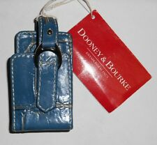 DOONEY & BOURKE CELL PHONE CASE Mp3 Player HOLDER LEATHER BLUE $59