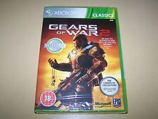 Gears of War 2, Xbox 360 (Complete Edition Classics) **New & Sealed**