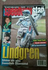 Speedway Star 28th February 2015