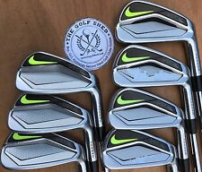 NIKE VAPOR PRO COMBO Irons 4 - PW - PROJECT X 6.5 RIFLE SHAFTS