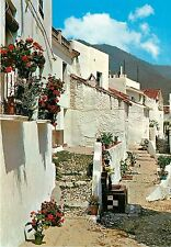 Spain Malaga Istan Calle Tipica Typical Street Rue Typique Postcard