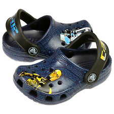 Crocs Classic Star Wars Toddler 200122-422 R2-D2 C3P0 Clogs Baby Shoes Size 6/7