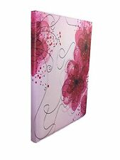 10.1 inch Case Cover For Samsung Galaxy Tab 2 P5100 - Flower Pink 360 10.1""