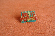 17918 PIN'S PINS HOCKEY ICE CLUB EQUIPE TEAM EUROCLIMAT