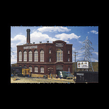 """WALTHERS CORNERSTONE N SCALE KIT 933-3214: """"NORTHERN LIGHT & POWER"""""""