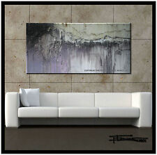 ABSTRACT MODERN CANVAS PAINTING CONTEMPORARY WALL ART ......ELOISExxx