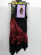 Dark Burgundy Red Fairy Halloween Costume Size Teen Large by Totally Ghoul