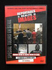 DVD Portrait intime de quatre tueurs en série Reportages La réalité en images